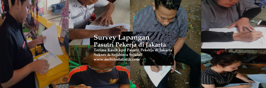 Survey Lapangan Pasutri Pekerja di Jakarta