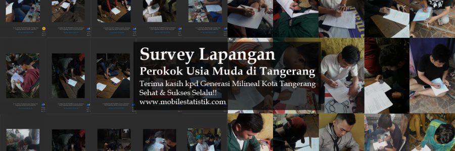 Survey Lapangan Perilaku Merokok Remaja Di Tangerang #Part 2
