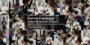 Survey Lapangan/Sebar Keusioner
