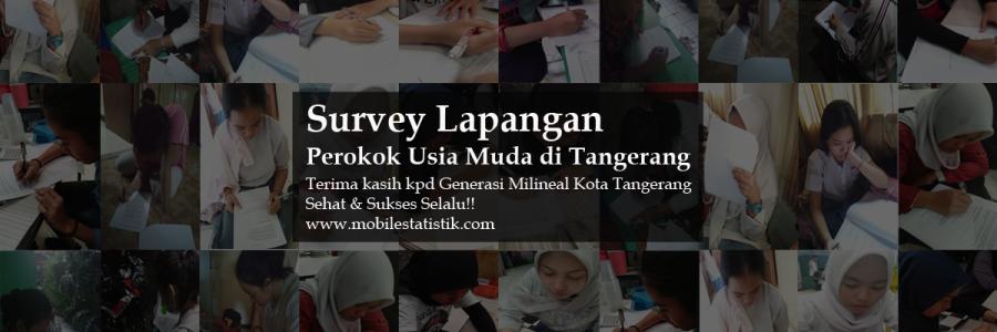 Survey Lapangan Perilaku Merokok Remaja Di Tangerang #Part 3