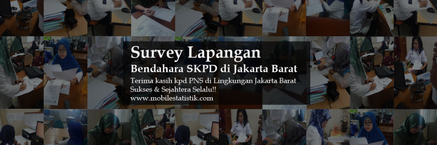 Survey Lapangan SAP SKDP Jakarta Barat