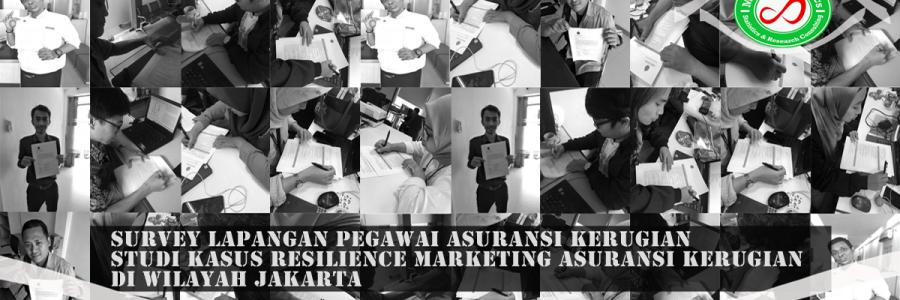 Survey Lapangan Marketing Asuransi Kerugian di Jakarta