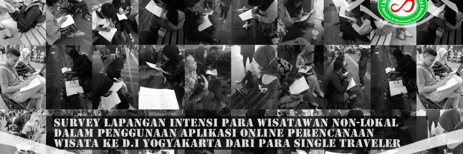 Survey Lapangan Aplikasi Wisata D.I. Yogyakarta