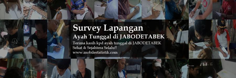 Survey Lapangan Ayah Tunggal (Ayah Dengan Hak Asuh)