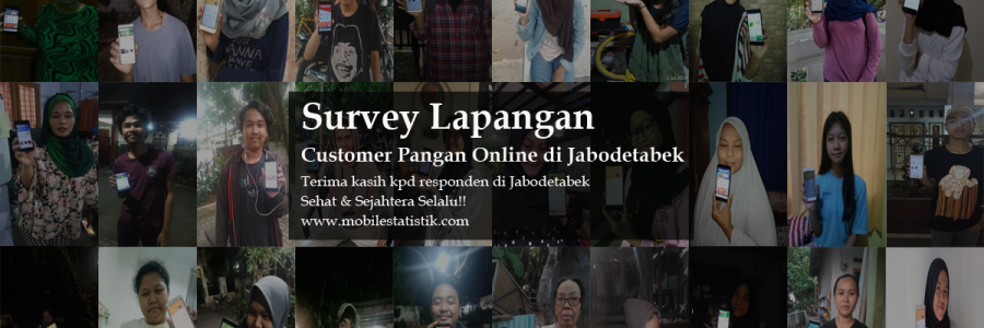 Survey Lapangan Experienced Customers Pangan Online