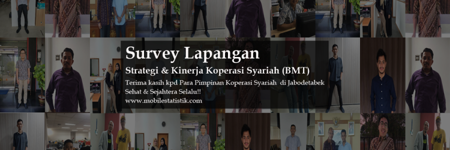 Survey Lapangan Pimpinan Koperasi Syariah (BMT) Jabodetabek