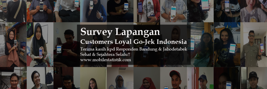 Survey Lapangan Pelanggan GO-JEK Indonesia