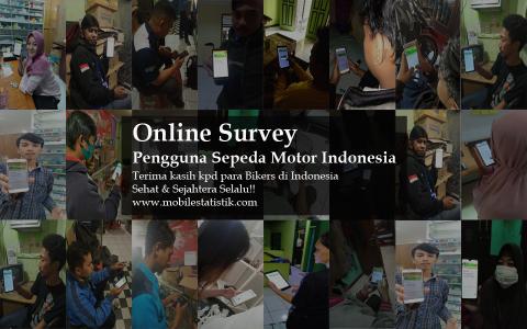 Online Survey Bikers Indonesia