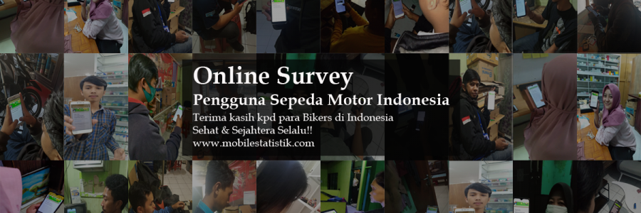 Online Survey Bikers Indonesia