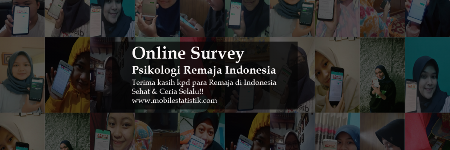 Online Survey Psikologi Remaja