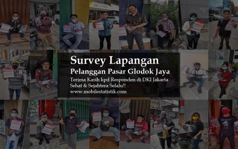 Survey Lapangan Pelanggan Glodok Jaya dan LTC